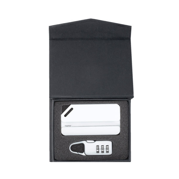 Supplied In Black Gift Box