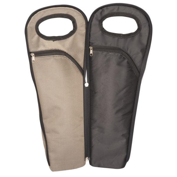Separate Bottle Pockets
