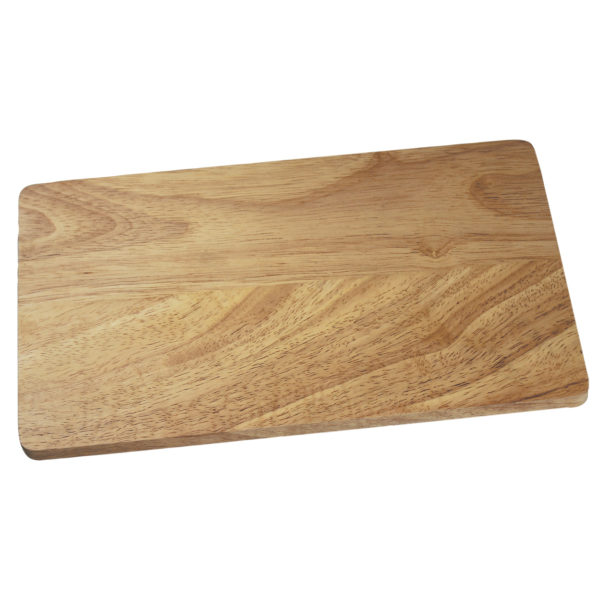 Rubber Wood Cheese Board