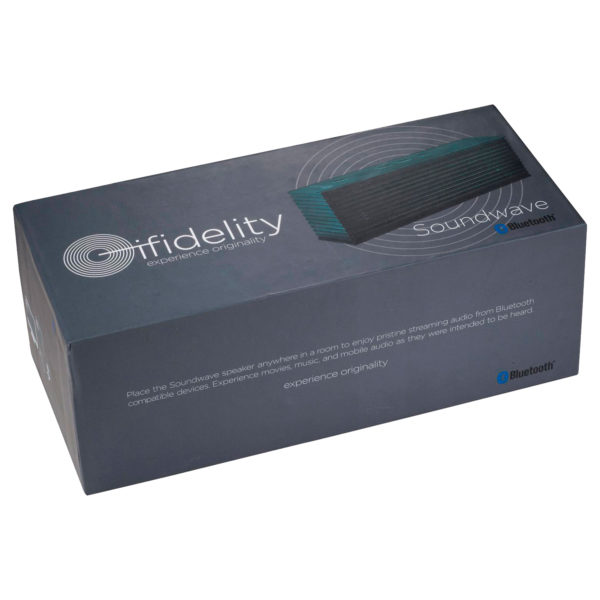 Supplied in a Ifidelity gift box