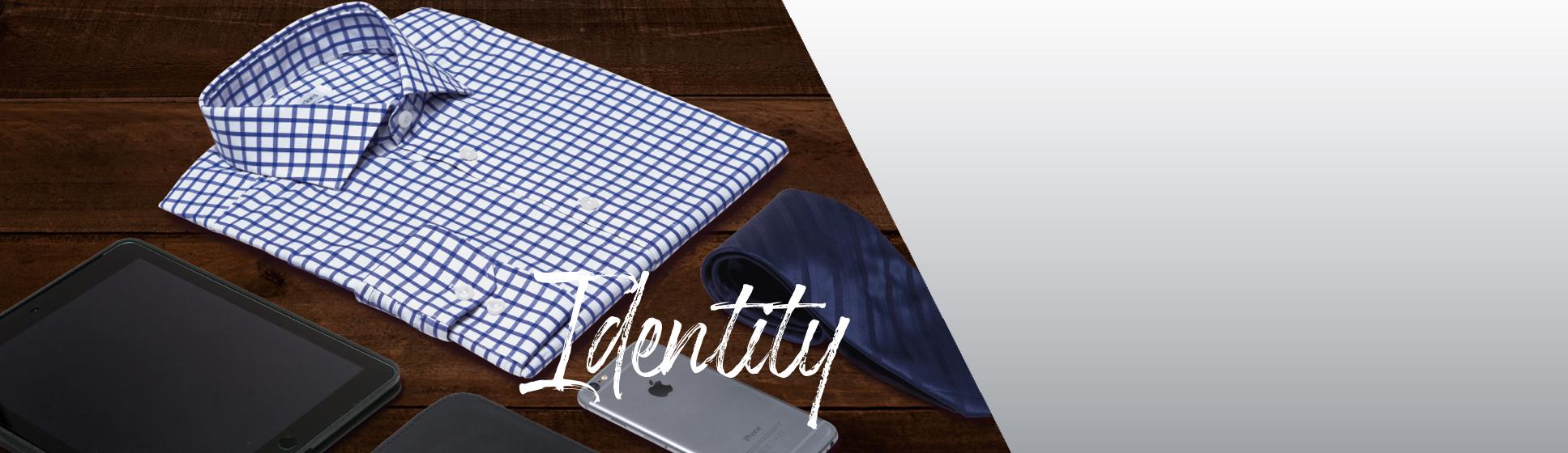 New Identity Check Shirt Slider