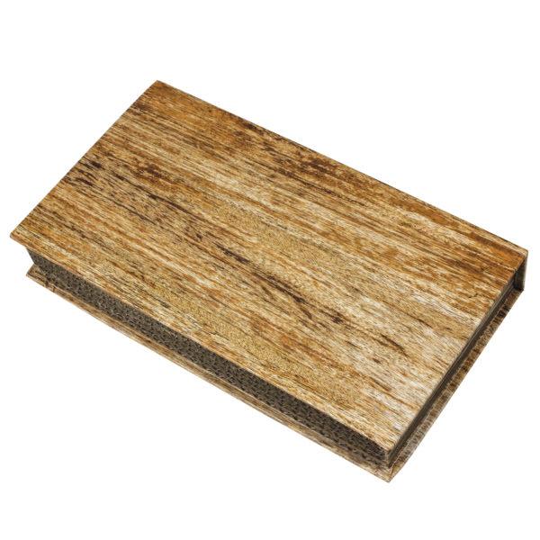 Supplied in a Trekk wood-look box