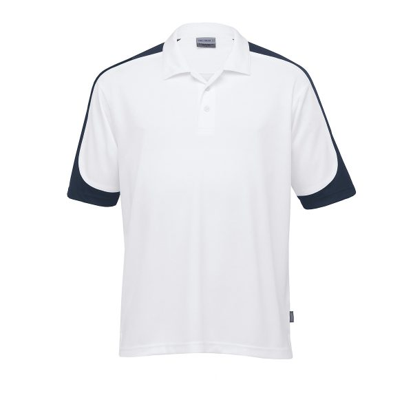 White/Navy/White