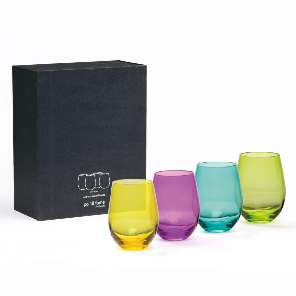 Festa Wine Glass Set