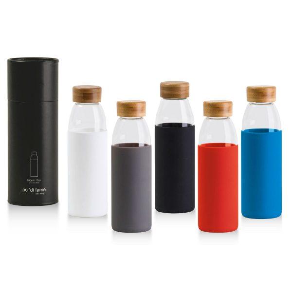 Orbit Glass Bottles