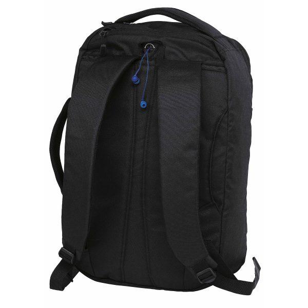 Back - Tuck-Away Backpack Straps